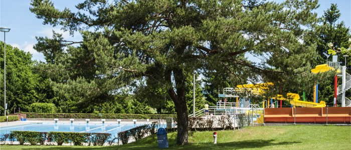 Piscine Camping de Payerne